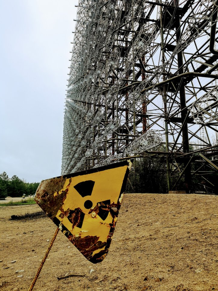 Duga-1 Chernobyl
