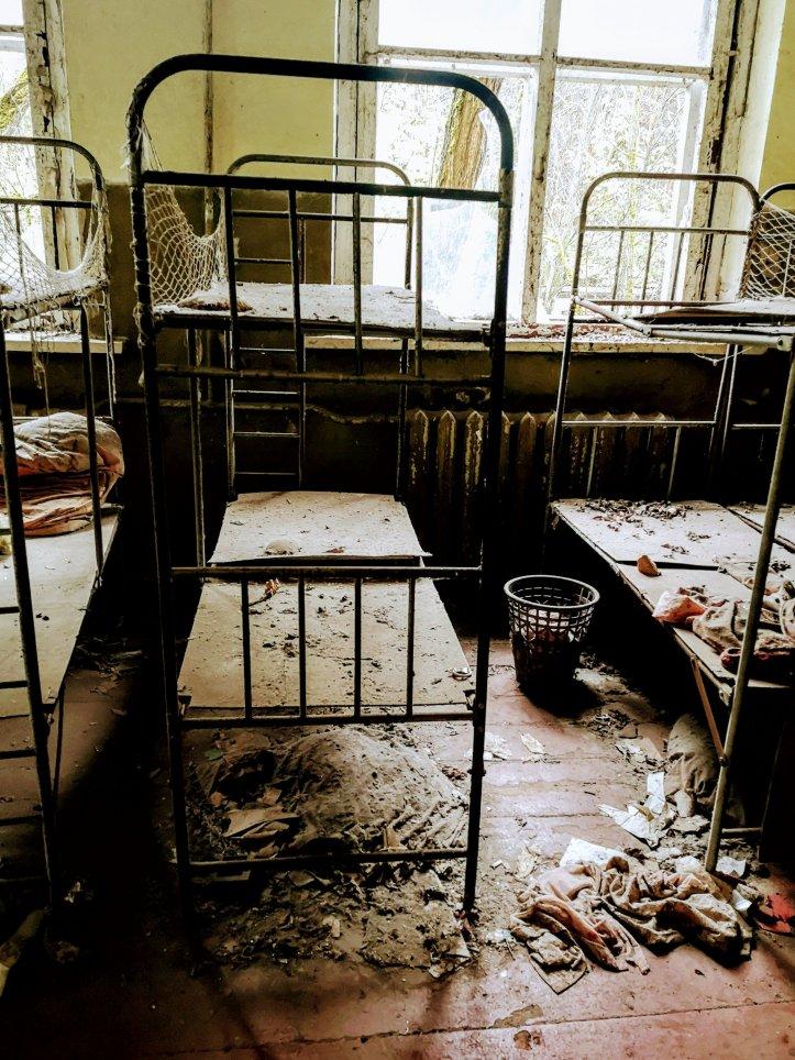 Kindergarten Chernobyl