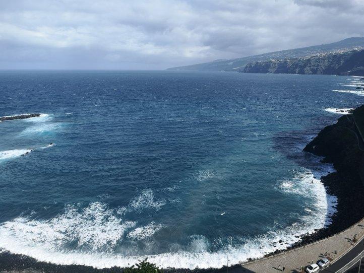Sea View from the BH Principe San Felipe