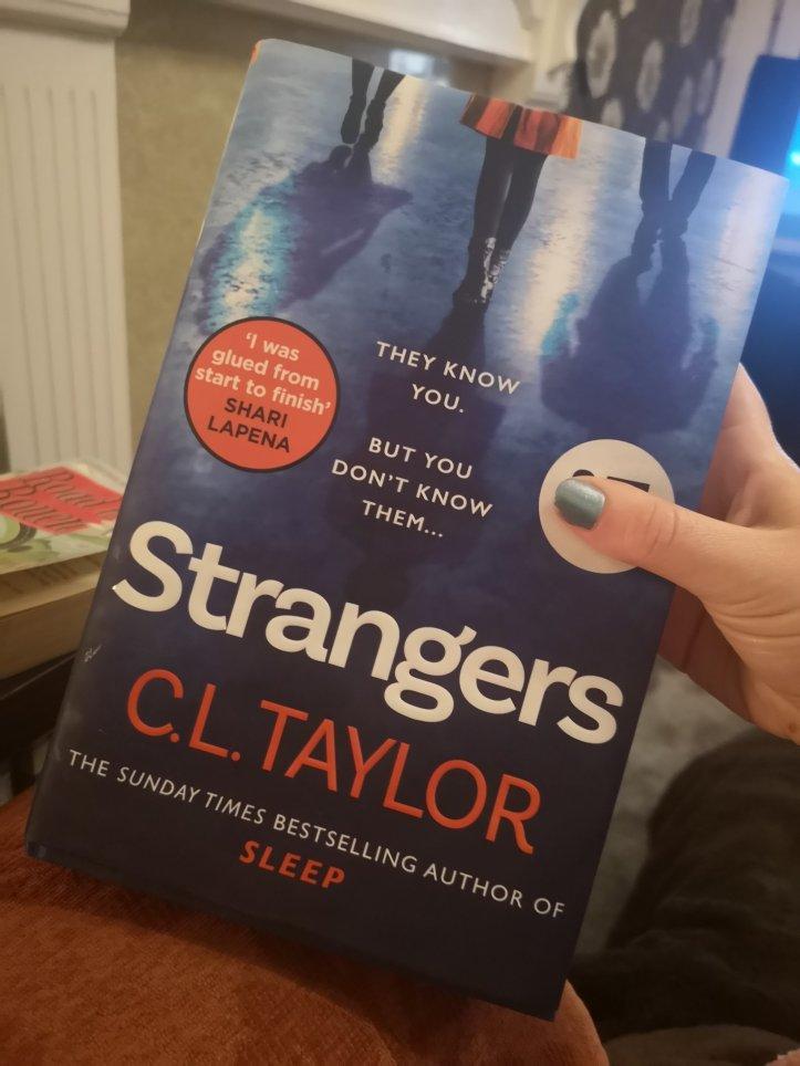 Strangers by C.L.Taylor